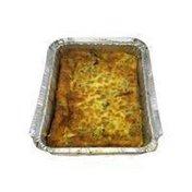 Low Carb Broccoli & Cheese Quiche