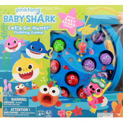 Baby Shark Let's Go Hunt Fishing Game, Age 4+