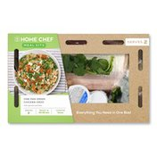 Home Chef One-Pan Greek-Style Chicken Thigh Orzo With Spinach And Feta