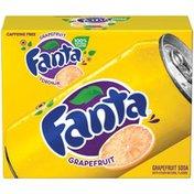 Fanta Grapefruit/Toronja 12 Oz Soda