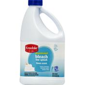 Krasdale Bleach, Linen Scent, Low-Splash, Concentrated