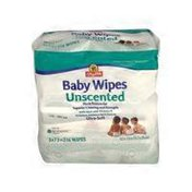 ShopRite Unscented Baby Wipes