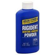 Rigident Denture Adhesive Powder