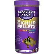 Omega One Floating Cichlid Pellets Small