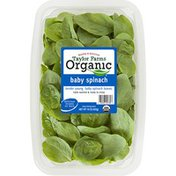 Taylor Farms Organic Baby Spinach