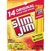 Slim Jim Original Smoked Snack Sticks