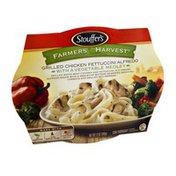 Stouffer's Farmers' Harvest Grilled Chicken Fettuccini Alfredo