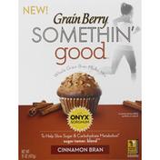 Grain Berry Muffin Mix, Whole Grain Bran, Cinnamon Bran