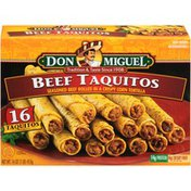 Don Miguel Beef Taquitos