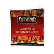Fatwood All Natural Fire Starter