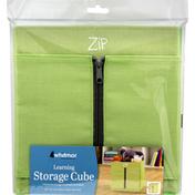 Whitmor Storage Cube, Learning
