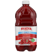Stater Bros Diet Cranberry Juice Cocktail From Concentrate