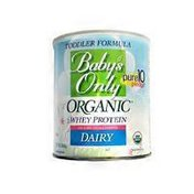 Baby's Only Organic Toddler Dairy Whey Formula