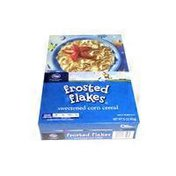 Kroger Frosted Flakes Sweetened Corn Cereal