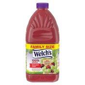 Welch's 100% Juice White Grape Cherry