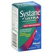 Systane Ultra, Lubricant Eye Drops, High Performance, Box