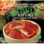 Amy's Kitchen Bowls Cheese Ravioli with Sauce