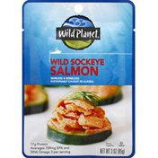 Wild Planet Salmon, Wild Sockeye