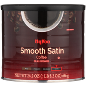 Hy-Vee Dark Roast Smooth Satin 100% Coffee