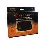 Copper88 Large Unisex High Performance Antibacterial Lumbar Support Back Belt