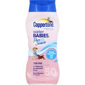 Coppertone Sunscreen, Lotion, SPF 50