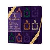 Crown Royal Whisky Tasting Calendar