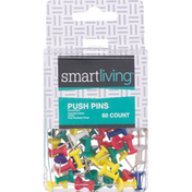 Smart Living Push Pins