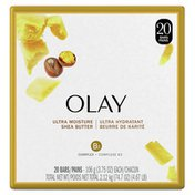 Olay With Shea Butter Beauty Bar With Vitamin B3 Complex