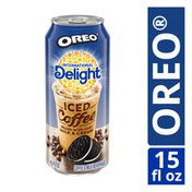 International Delight OREO Cookie Flavored Iced Coffee