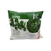 PICS Cut Leaf Spinach