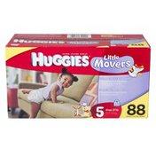 Huggies Supreme Baby Wipes Hi-Ct Junior S-5 88ct
