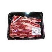Fresh Beef Short Rib