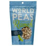 World Peas Green Pea Snack, Santa Barbara Ranch