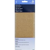 Helping Hand Sandpaper, Aluminum Oxide, Assorted