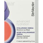 StriVectin Moisture Lip Mask, Hyaluronic Omega, Advanced Hydration