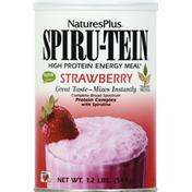 Nature's Plus Spiru-Tein, Strawberry