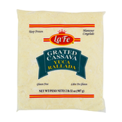 La Fe Grated Cassava Yuca Rallada