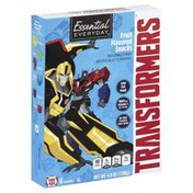 Essential Everyday Fruit Flavored Snacks, Transformers