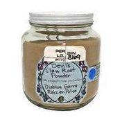 Organic Devil's Claw Root Powder