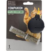 Companion Cat Toy Refillable Catnip Bomb