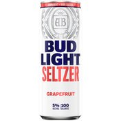 Bud Light Hard Seltzer Grapefruit, Can