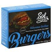 Sol Cuisine Burgers, Extreme Griller
