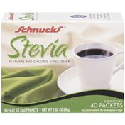Schnucks Stevia No Calorie Sweetener