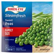 Birds Eye Sweat Peas, Family Size