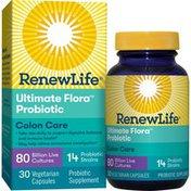 Renew Life Colon Care Probiotic 80 Billion
