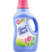 Final Touch Fabric Softener Spring Fresh