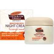 Palmer's Night Cream, Moisture Rich