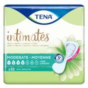 Tena Intimates Moderate Thin Long Pad