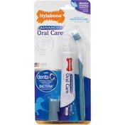 Nylabone Advanced Oral Care Complete Senior Small Dog Dental Kit 3 Piece Kit
