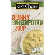 Best Choice Soup, Baked Potato, Chunky